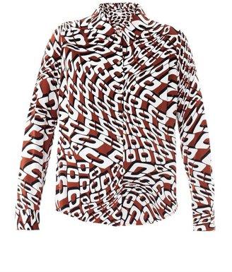 Diane von Furstenberg Maren blouse