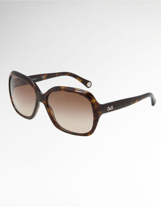Dolce & Gabbana Glam Square Sunglasses
