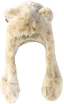 Spirit Hoods SpiritHoods - Baby Snow Leopard (Tan/White) - Hats