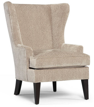 Martha Stewart Collection Living Room Chair, Saybridge Accent Wing
