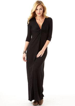 Alloy S.H.E. Nicole Knot Maxi Dress - Extended Length