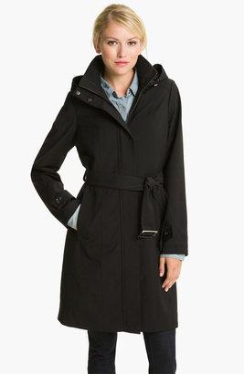Kristen Blake Raincoat with Detachable Hood