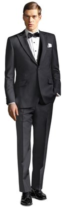 Brooks Brothers The Great Gatsby Collection Peak Lapel Tuxedo Jacket