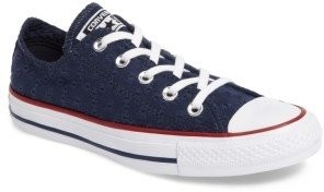 Women's Converse Chuck Taylor Low Top Sneaker $64.95 thestylecure.com