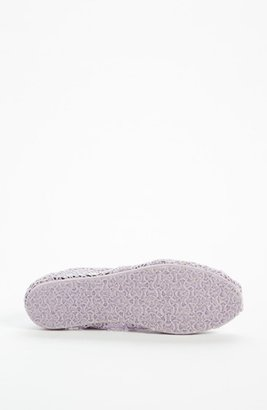 Toms 'Classic - Lilac Snow' Crochet Slip-On (Women)