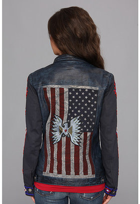 Tasha Polizzi Freedom Jacket