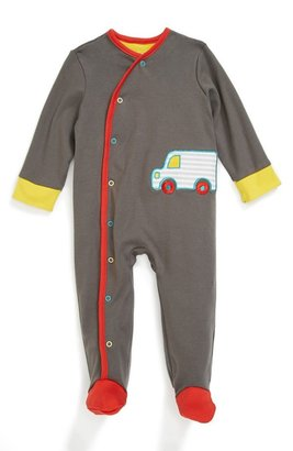 Offspring 'Motorway' Footie (Baby Boys)