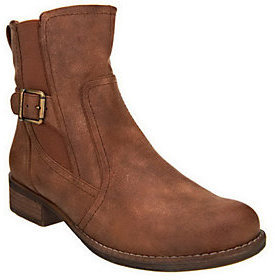 BareTraps Ankle Boots w/ Side Zipper- Tansy $25.81 thestylecure.com