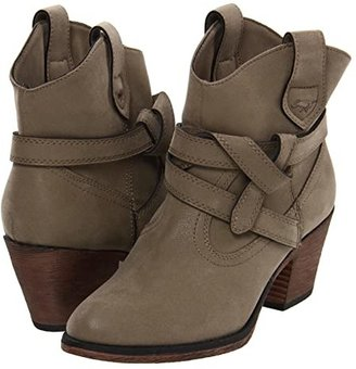 Rocket Dog Sayla (Mushroom Vintage Worn) Women's Boots