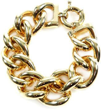 Replica Gold Link Bracelet