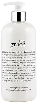 Philosophy 'Living Grace' Firming Body Emulsion $37 thestylecure.com