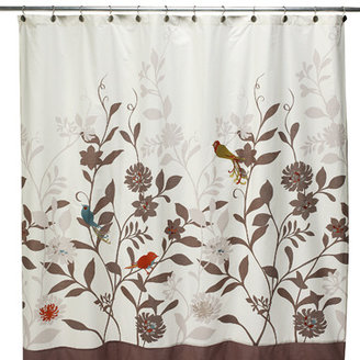 "Bed Bath & Beyond Daintree 72"" x 72"" Fabric Shower Curtain"