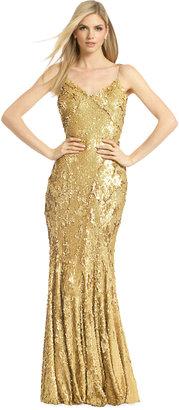 Zac Posen As Good as Gold Gown