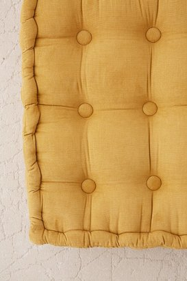 Urban Outfitters Tufted Corduroy Floor Pillow