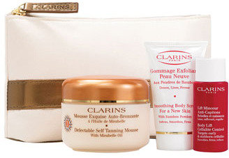 Clarins 'Tan-Talize Delectable' Self Tanning Set ($58 Value)