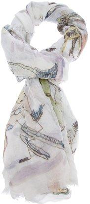 Faliero Sarti 'Friends' scarf