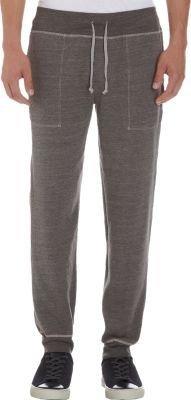 Barneys New York Fleece Sweatpants