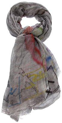 Faliero Sarti 'Olympics' scarf