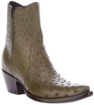 Stallion Boots & Leather Goods 'Zorro' boots
