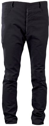 A Diciannoveventitre Selvedge low crotch pant