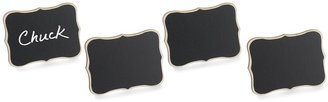 Williams-Sonoma Chalkboard Place Card Holders, Set of 4