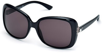 Swarovski Cate Black Sunglasses