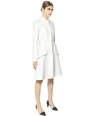 Proenza Schouler Viscose/Wool Bouclé Coat