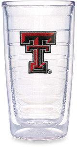 Tervis Collegiate 16-Ounce Tumbler - Texas Tech University