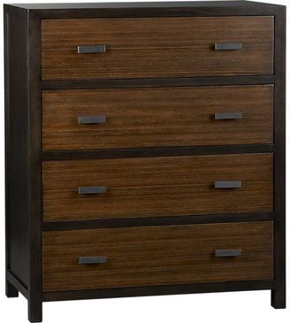 Crate & Barrel Del Re Four-Drawer Chest
