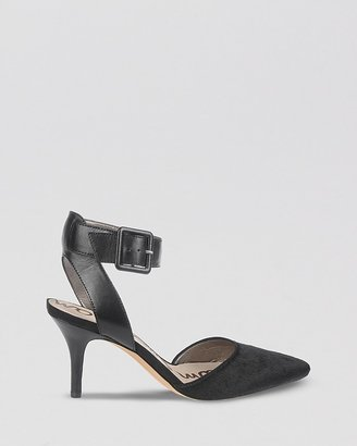 Sam Edelman Pointed Toe Pumps - Okala High Heel