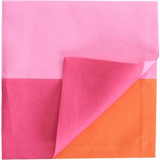 Barneys New York Colorblock Napkin