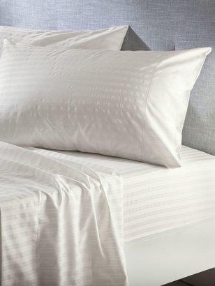 Sheridan Alford vanilla single flat sheet