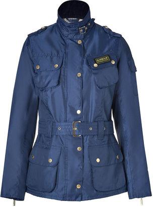 Barbour Indigo Rainbow International Jacket