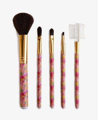 Forever 21 Rosebud Brush Set