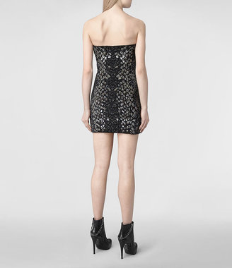 AllSaints Cobra Dress