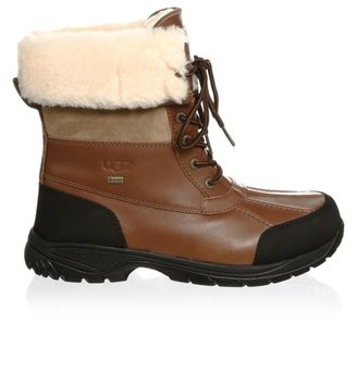 Men's Butte Waterproof Leather Boots