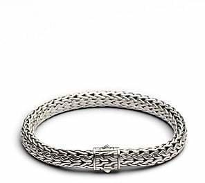 John Hardy Classic Chain Sterling Silver Medium Bracelet