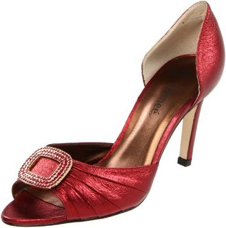 J. Renee J.Renee Women's Debut Peep-Toe Pump