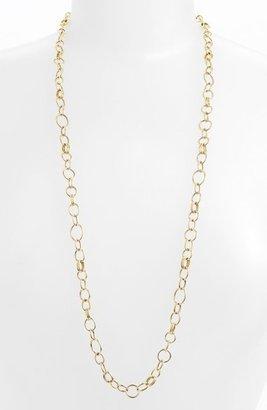 Ippolita 18k Gold Long Link Necklace