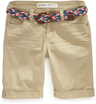 "Epic Threads Kids Shorts, Girls 8"" Khaki Bermuda Shorts"