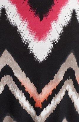 Nordstrom FELICITY & COCO 'Jesenia' Print Halter Maxi Dress Exclusive)