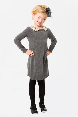Milly Minis Pearl Collar Dress