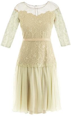Max Mara Pianoforte Avori dress