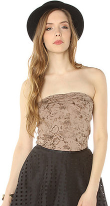 Obey The Weekend Alibi Tube Top