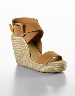 Michael Kors Kors Beach Espadrille Wedge Sandals
