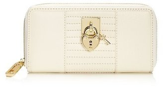 Juicy Couture Robertson Leather Zip Wallet
