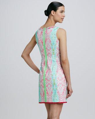 Elie Tahari Holly Printed Dress