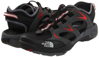 The North Face Hedgefrog II (TNF Black/TNF Red) - Footwear