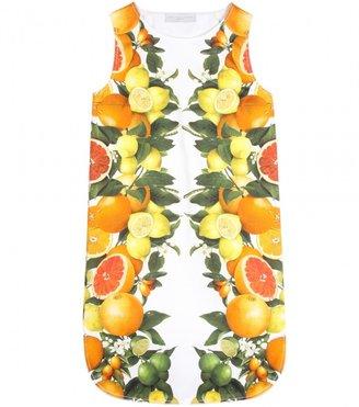 Stella McCartney CITRUS PRINT DRESS