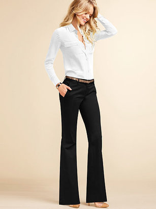 Victoria's Secret The Kate Flare Pant in Stretch Cotton